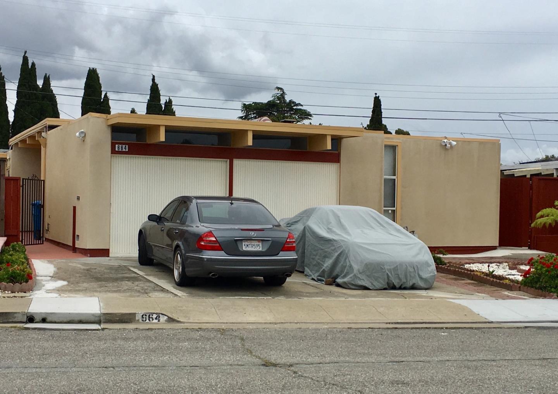 664 Vanessa Drive, SAN MATEO, CA 94402