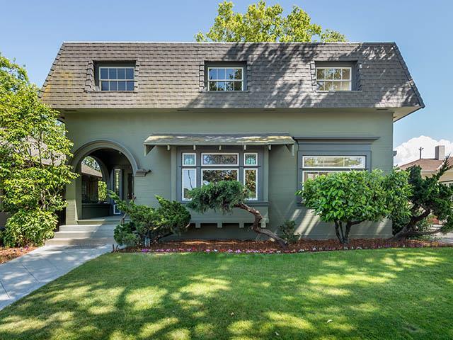 Einfamilienhaus für Verkauf beim 1260 Sierra Avenue 1260 Sierra Avenue San Jose, Kalifornien 95126 Vereinigte Staaten