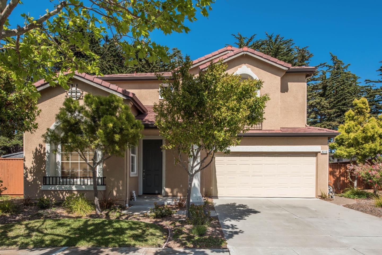 واحد منزل الأسرة للـ Sale في 4310 Peninsula Point Drive Seaside, California 93955 United States