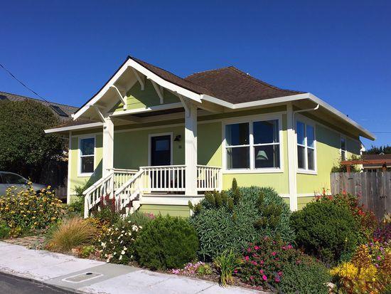 Single Family Home for Sale at 16 3rd Avenue Davenport, California 95017 United States