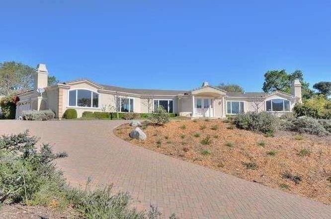 Single Family Home for Rent at 27915 Roble Blanco Drive Los Altos Hills, California 94022 United States