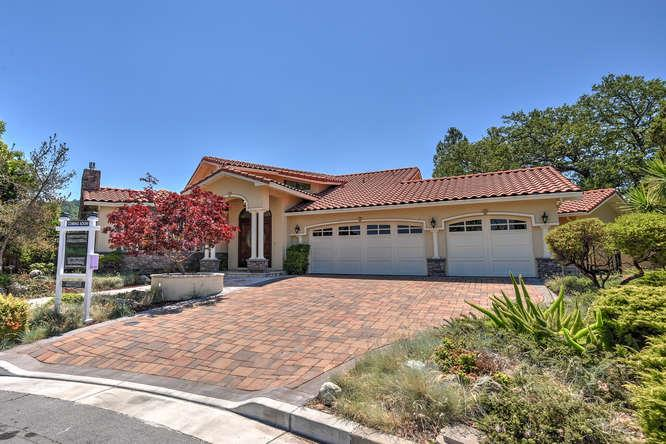 Additional photo for property listing at 6752 Lookout Bend  San Jose, California 95120 United States