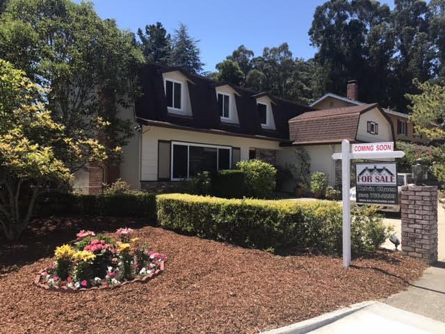 Single Family Home for Sale at 3131 Rivera Drive Burlingame, California 94010 United States