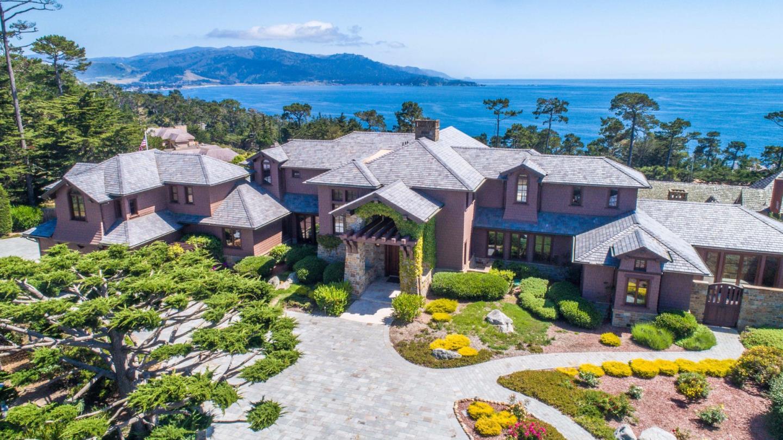 一戸建て のために 売買 アット 3381 Laureles Lane 3381 Laureles Lane Pebble Beach, カリフォルニア 93953 アメリカ合衆国