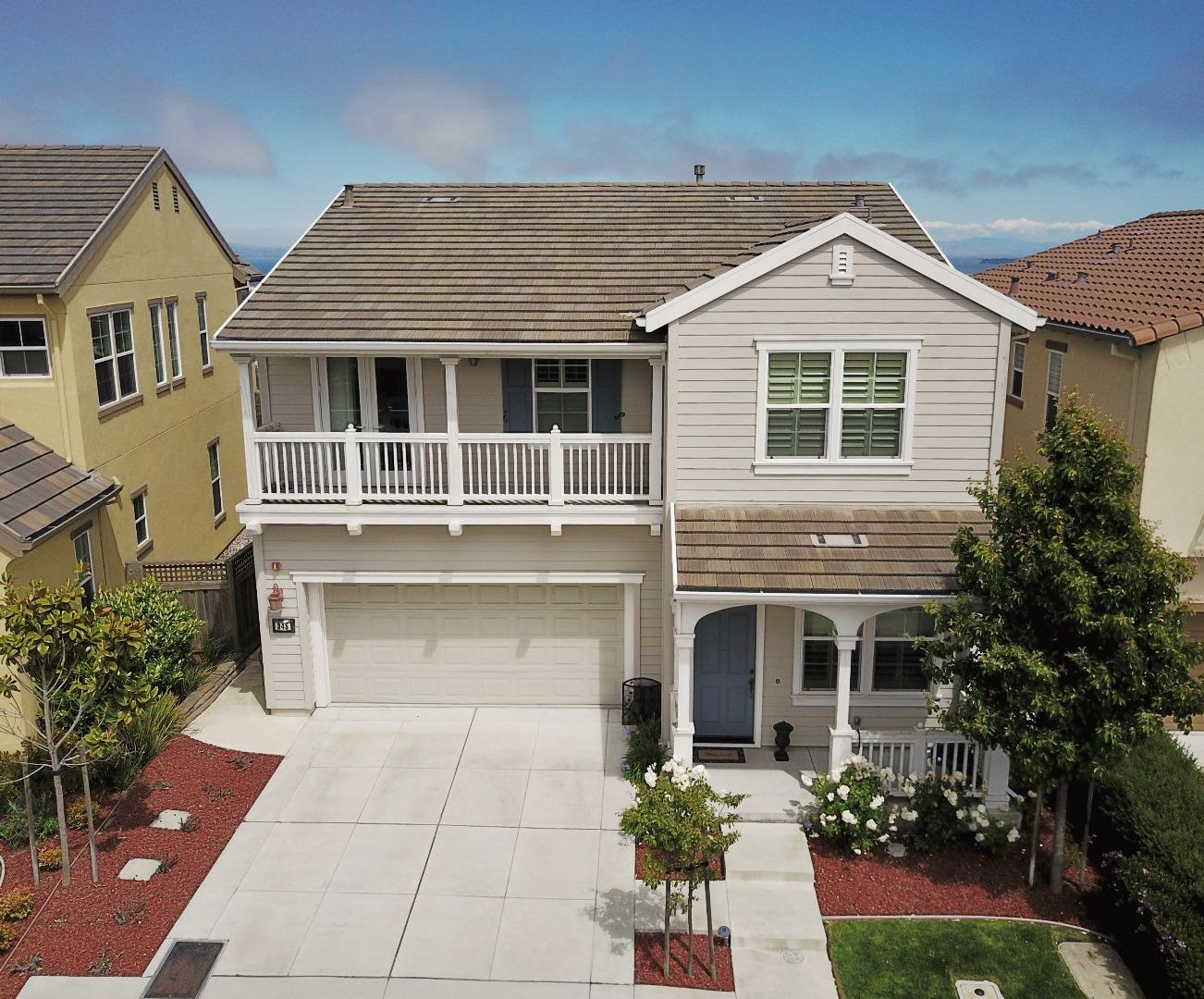 Single Family Home for Sale at 345 Merimont Circle San Bruno, California 94066 United States