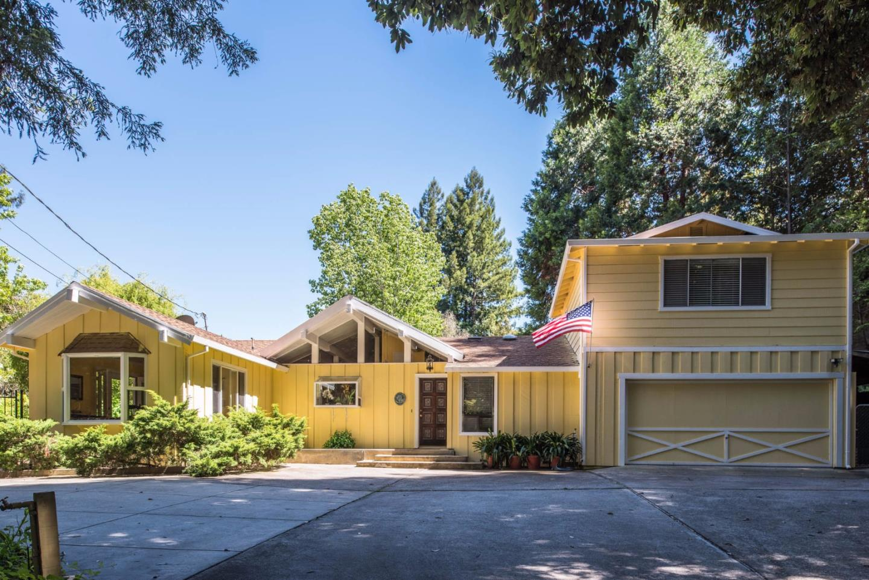 487 Vine Hill Road, SANTA CRUZ, CA 95065