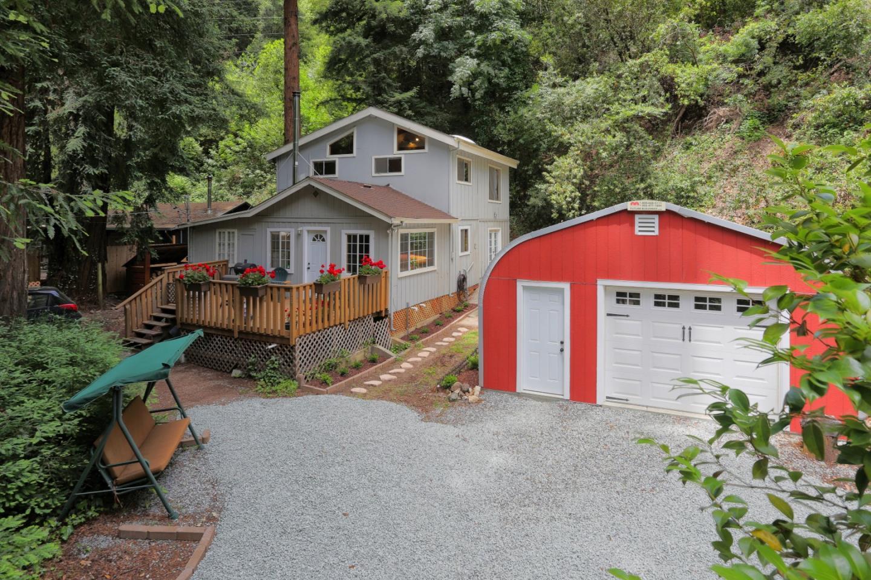 329 Creekside Way, FELTON, CA 95018
