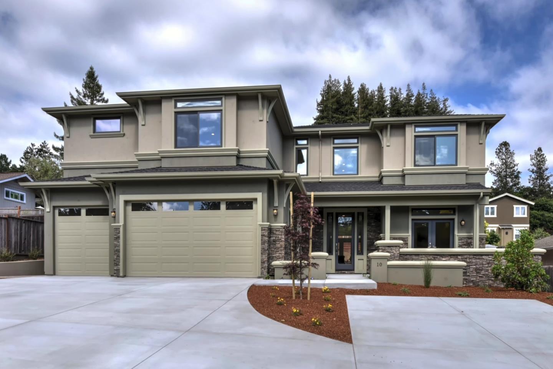 واحد منزل الأسرة للـ Sale في 10 Amanda Lane Santa Cruz, California 95060 United States