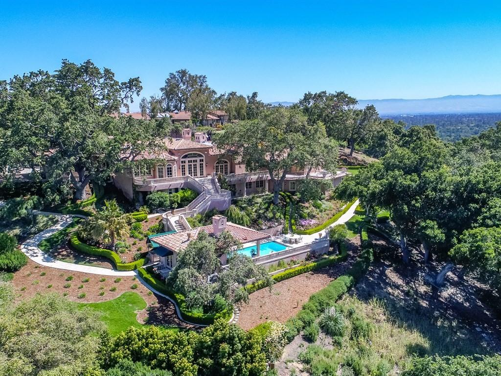 24020 Oak Knoll Circle, LOS ALTOS HILLS, CA 94022