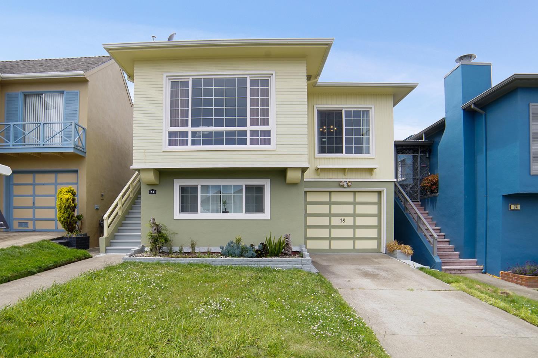 78 Park Manor Drive, DALY CITY, CA 94015