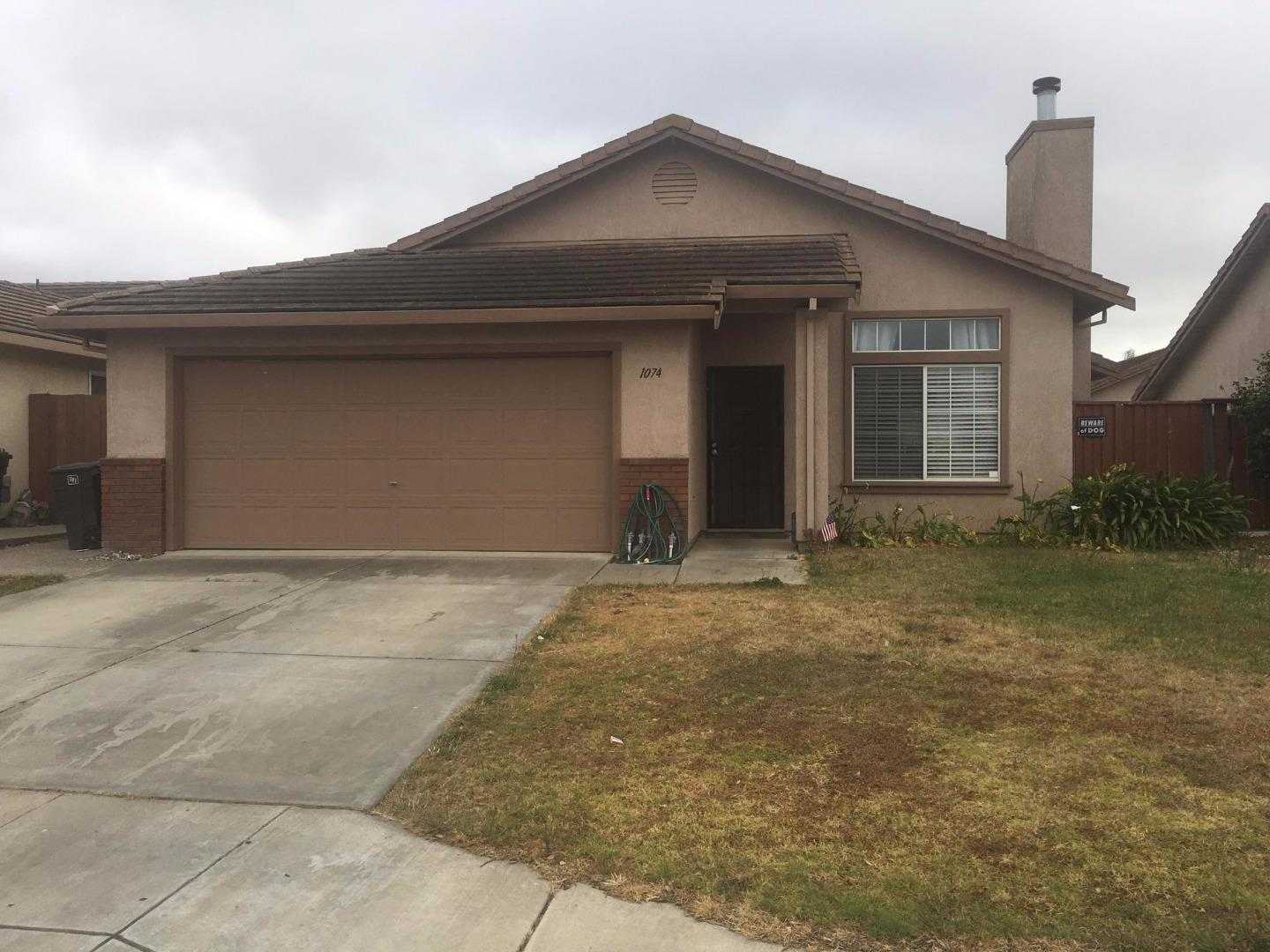 1074 Bison Way, SALINAS, CA 93905