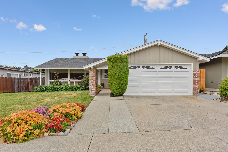 1105 Ridgewood Drive, MILLBRAE, CA 94030