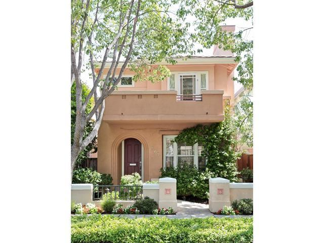 Single Family Home for Rent at 303 Emerson Palo Alto, California 94301 United States