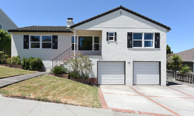 3802 Wilshire Avenue, SAN MATEO, CA 94403