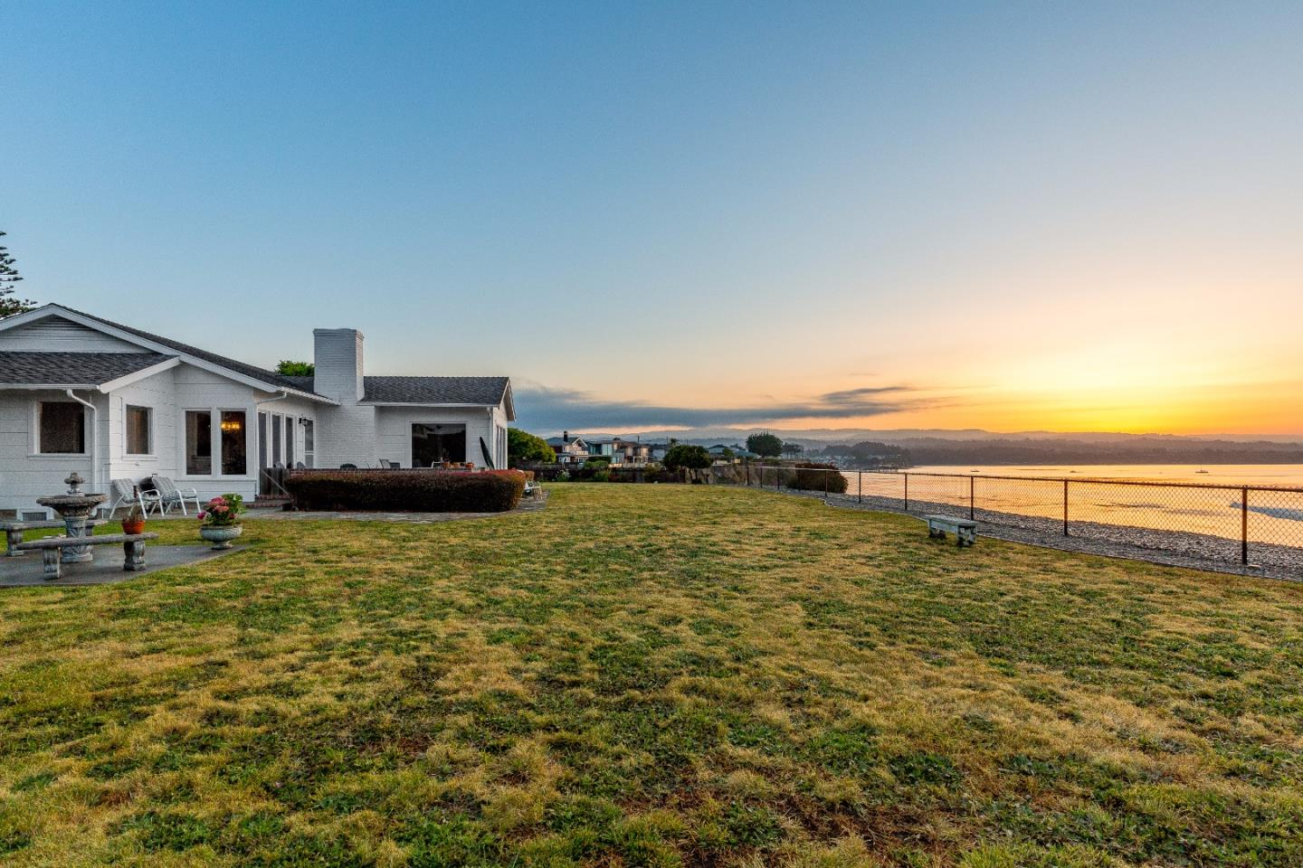 Single Family Home for Sale at 4200 Opal Cliff Drive Santa Cruz, California 95062 United States