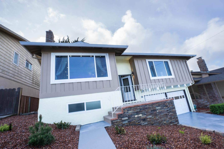 1921 Monterey Drive, SAN BRUNO, CA 94066