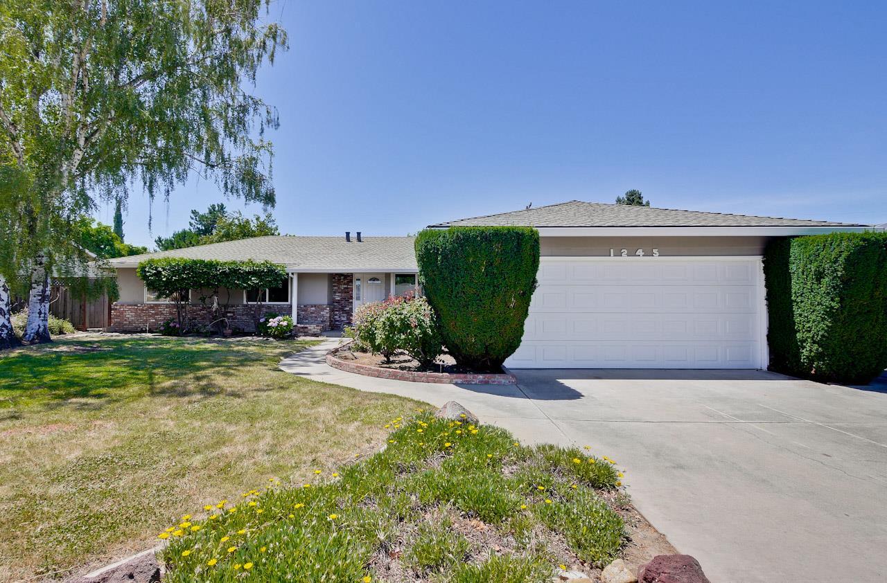 1245 Mandarin Drive, SUNNYVALE, CA 94087