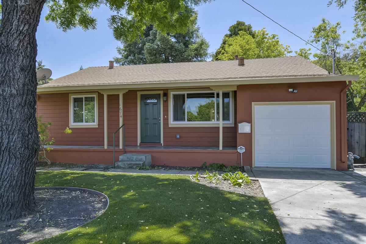1674 Valota Road, REDWOOD CITY, CA 94061