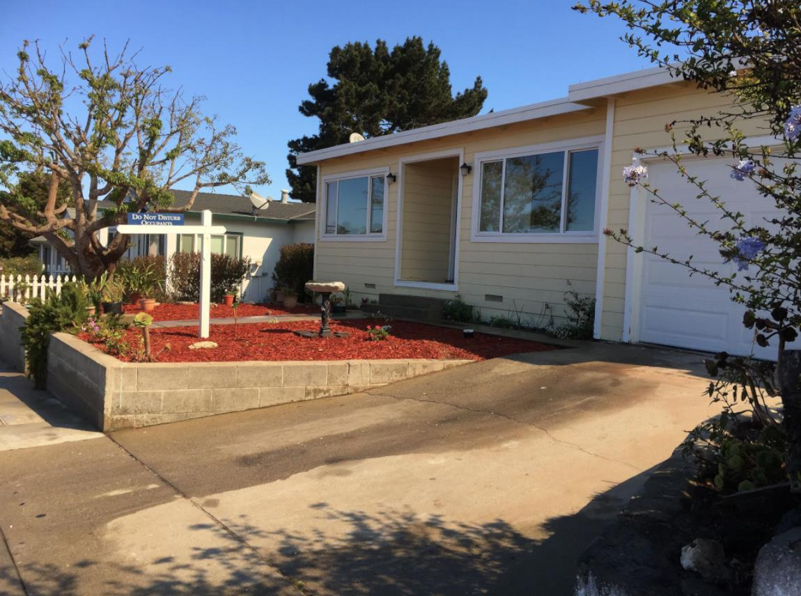 Single Family Home for Sale at 1840 Vallejo Seaside, California 93955 United States