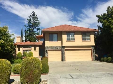 Single Family Home for Rent at 1682 Jamestown Drive Cupertino, California 95014 United States