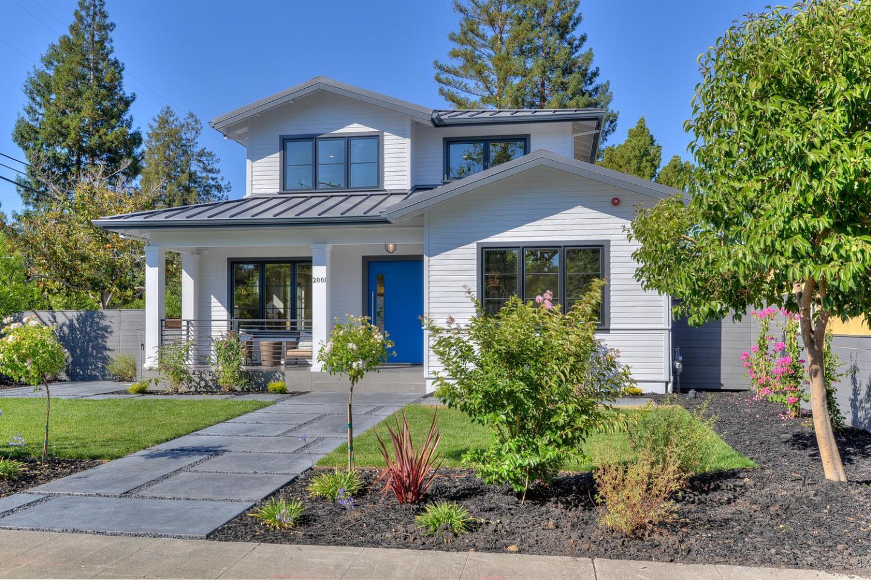 一戸建て のために 売買 アット 2801 South Court Palo Alto, カリフォルニア 94306 アメリカ合衆国