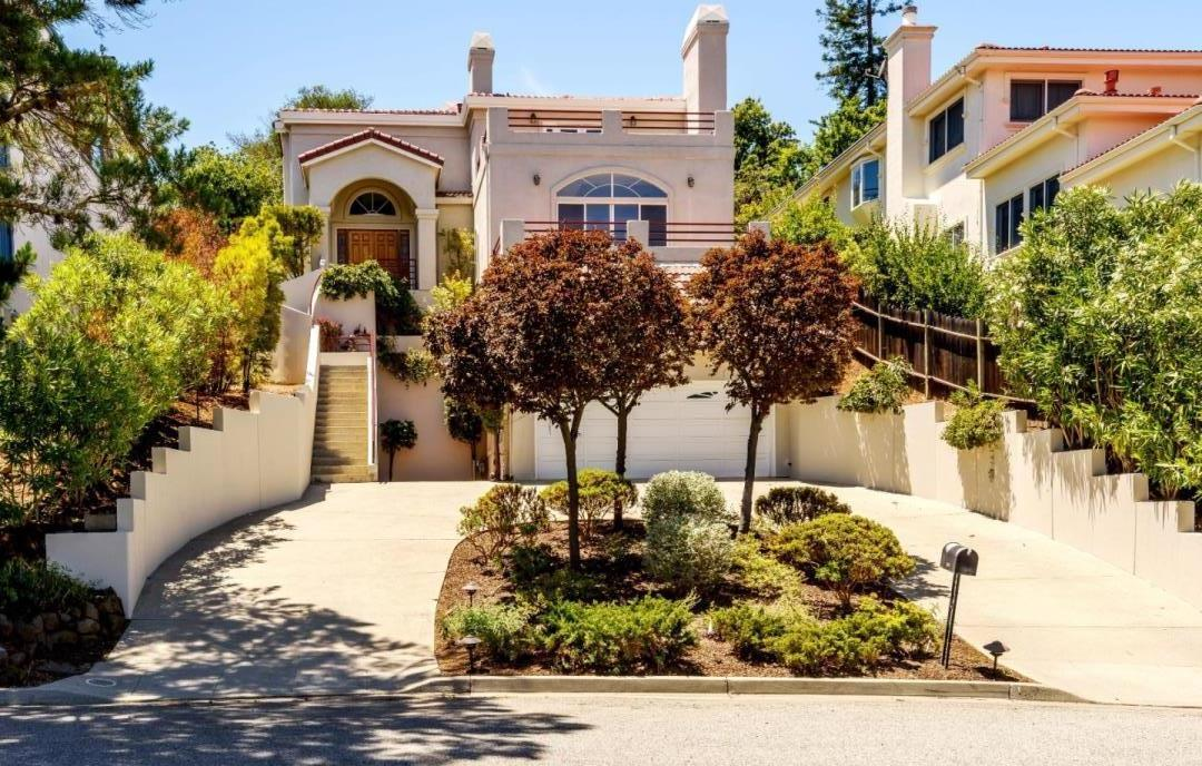 Single Family Home for Sale at 132 Bay View Drive San Carlos, California 94070 United States