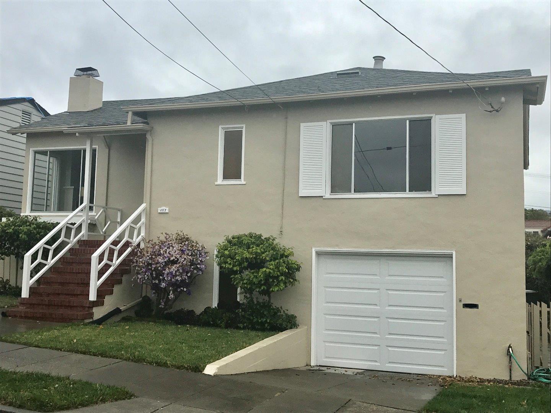 461 Elm Avenue, SAN BRUNO, CA 94066