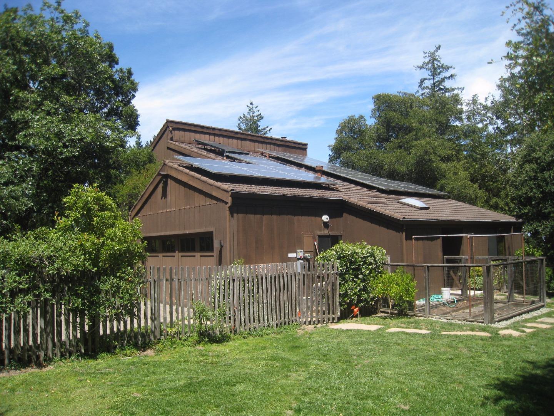 一戸建て のために 賃貸 アット 1 Stadler Drive Woodside, カリフォルニア 94062 アメリカ合衆国