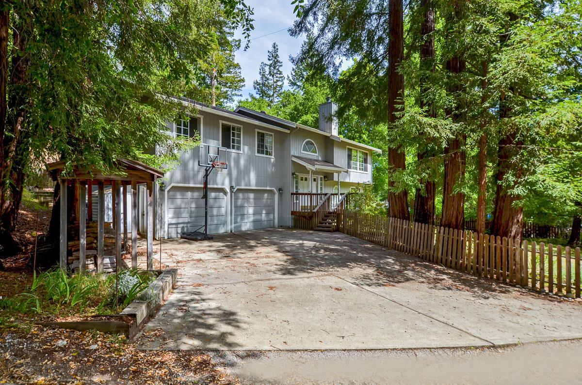 100 Bloom Grade Road, BOULDER CREEK, CA 95006
