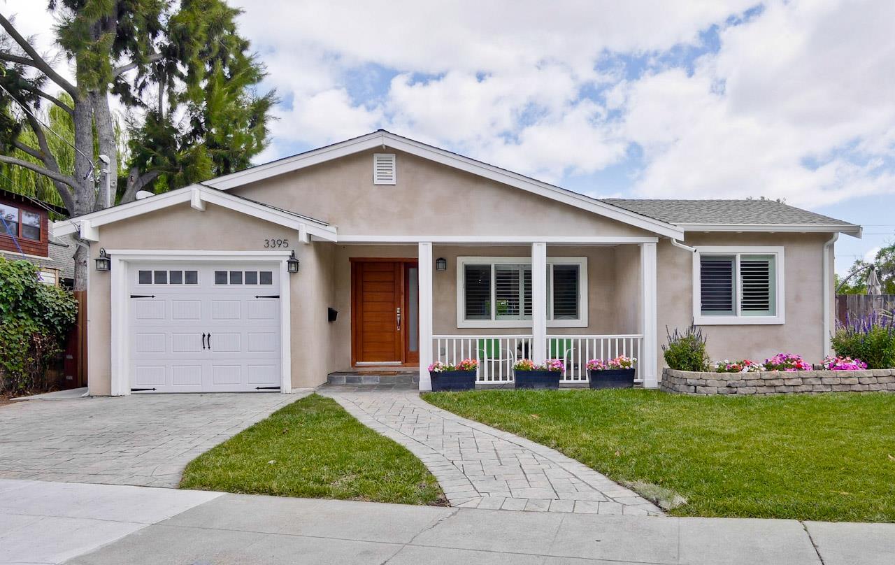 3395 Park Boulevard, PALO ALTO, CA 94306