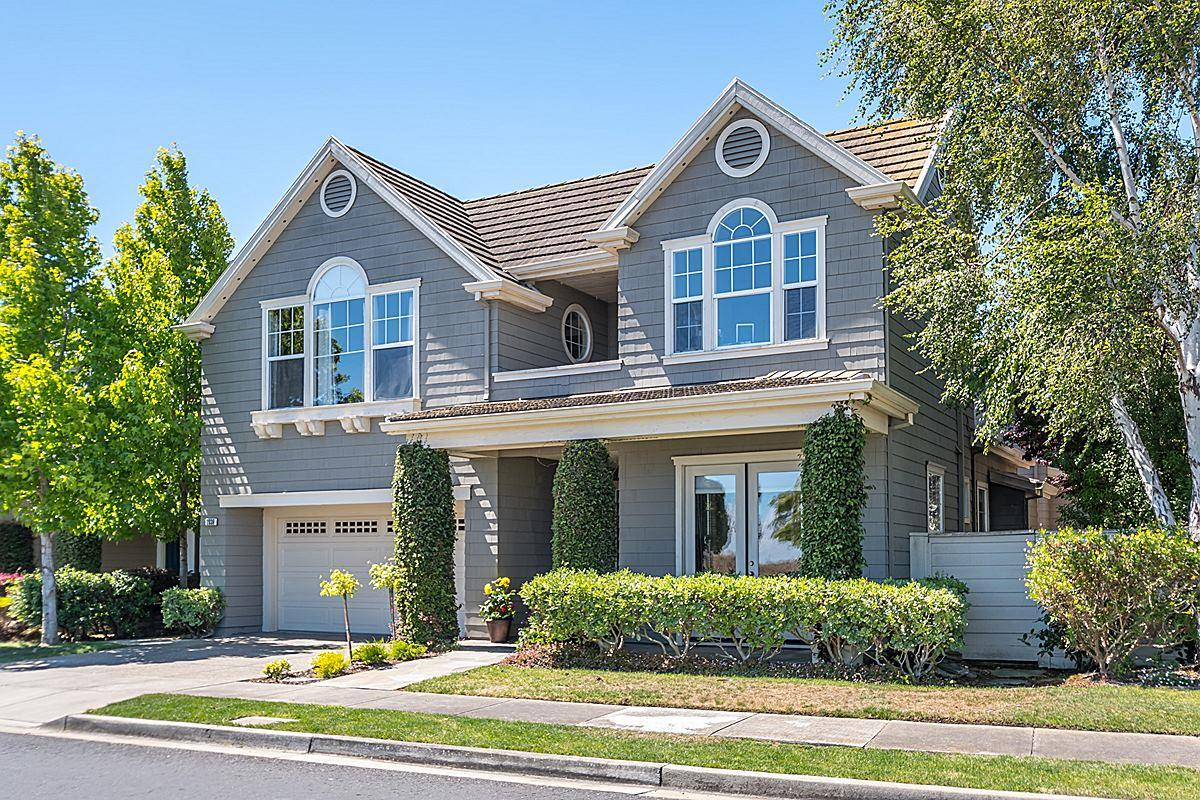 獨棟家庭住宅 為 出售 在 2039 Seabrook Court 2039 Seabrook Court Redwood City, 加利福尼亞州 94065 美國