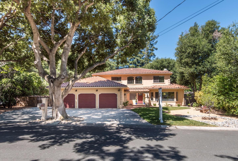 Einfamilienhaus für Verkauf beim 1590 Julie Lane Los Altos, Kalifornien 94024 Vereinigte Staaten