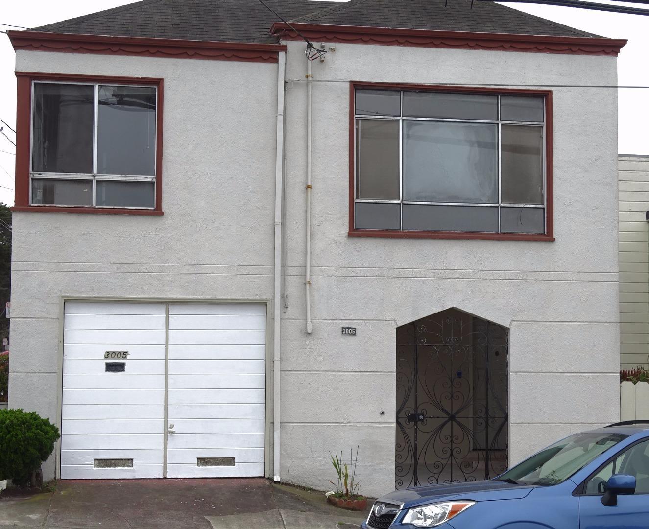 3005 Noriega Street, SAN FRANCISCO, CA 94122