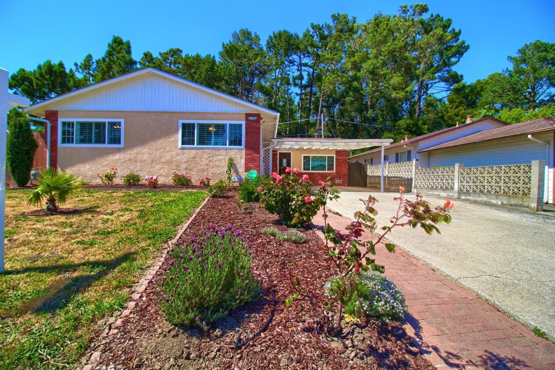 獨棟家庭住宅 為 出售 在 2766 Fleetwood Drive San Bruno, 加利福尼亞州 94066 美國