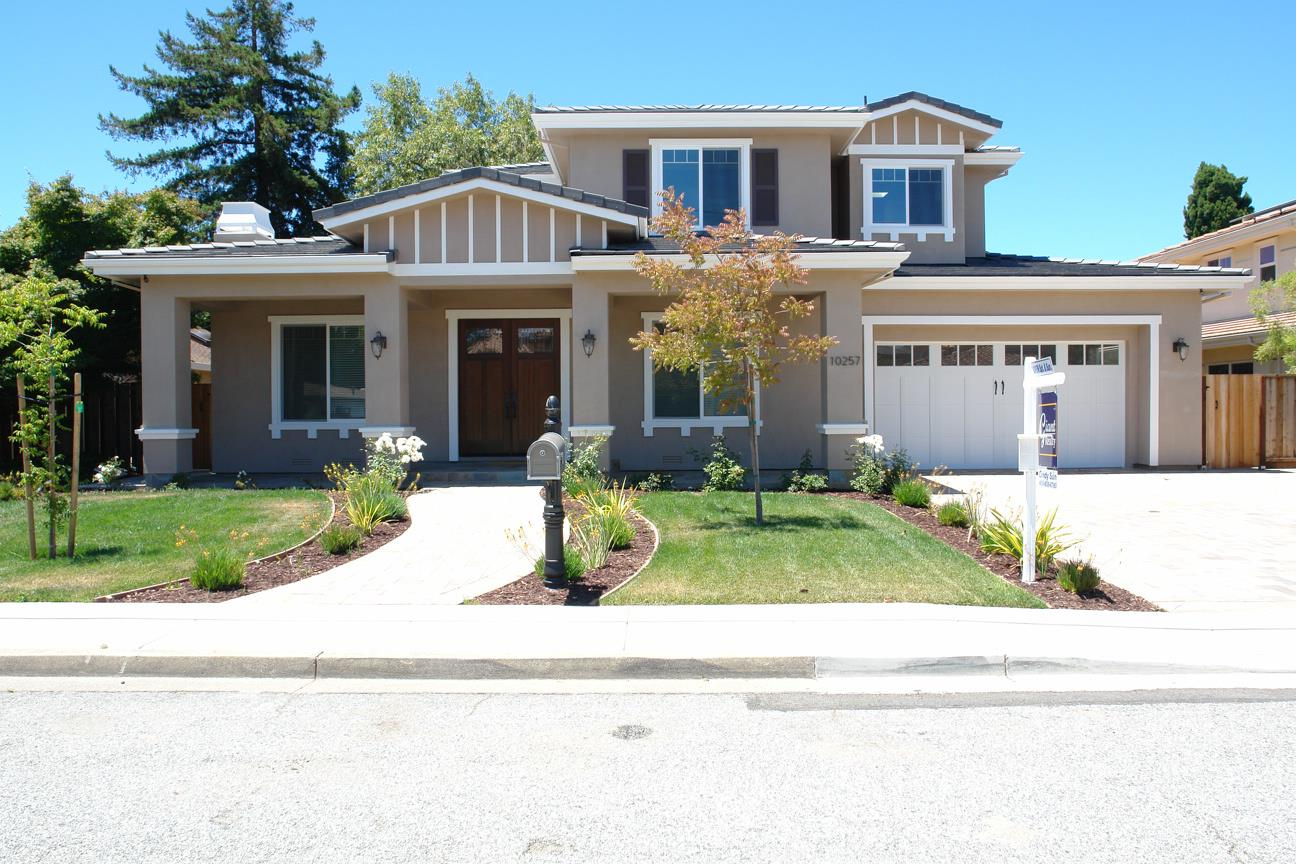 Single Family Home for Sale at 10257 Glencoe Drive Cupertino, California 95014 United States