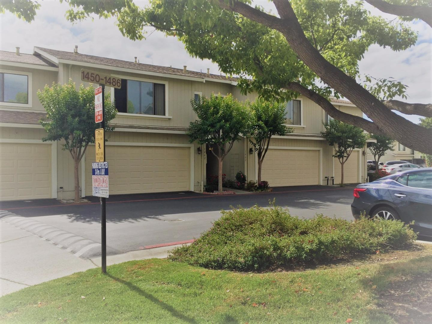 Townhouse for Sale at 1462 Calabazas Boulevard Santa Clara, California 95051 United States
