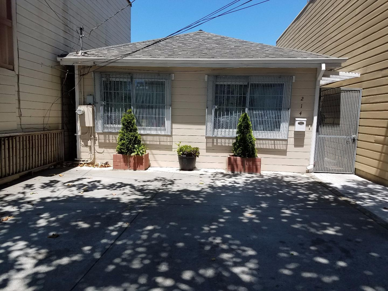 214 Sagamore Street, SAN FRANCISCO, CA 94112