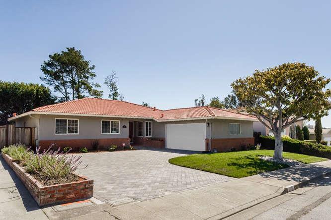 246 Castenada Drive, MILLBRAE, CA 94030
