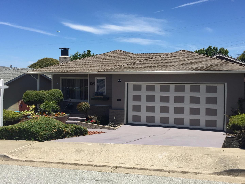 一戸建て のために 売買 アット 150 Parkview Drive San Bruno, カリフォルニア 94066 アメリカ合衆国