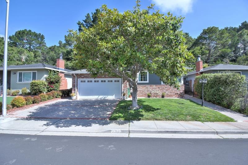 2380 Princeton Drive, SAN BRUNO, CA 94066