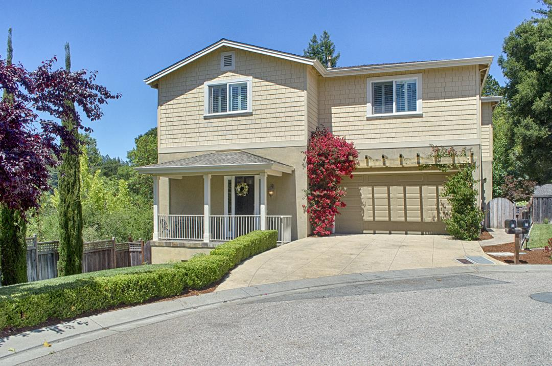Single Family Home for Sale at 116 Kelly Way 116 Kelly Way Scotts Valley, California 95066 United States