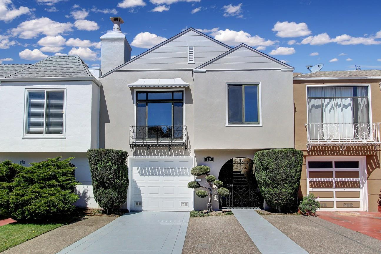 19 Forest View Drive, SAN FRANCISCO, CA 94132