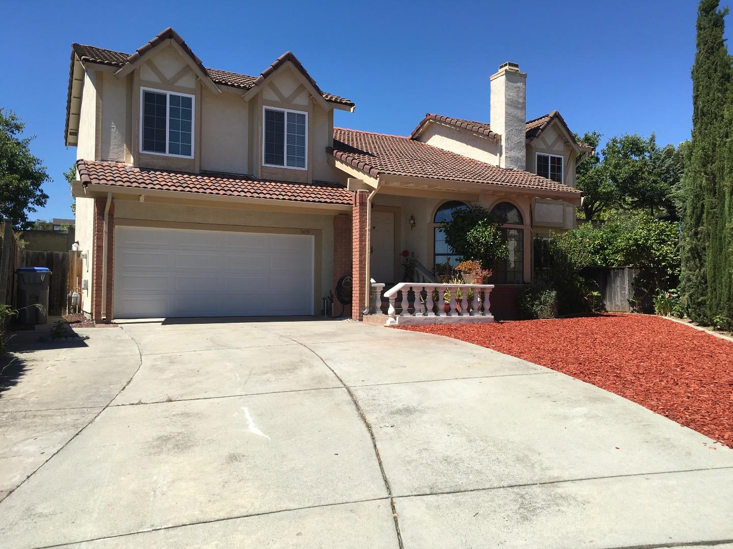 Single Family Home for Sale at 3439 Gradell Place San Jose, California 95148 United States
