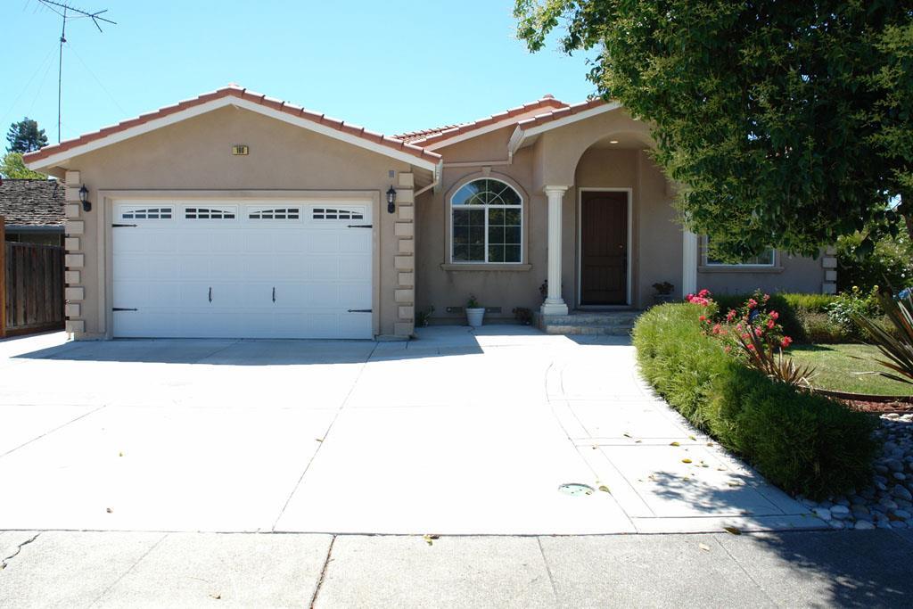 Einfamilienhaus für Verkauf beim 190 Arcadia Avenue Santa Clara, Kalifornien 95051 Vereinigte Staaten