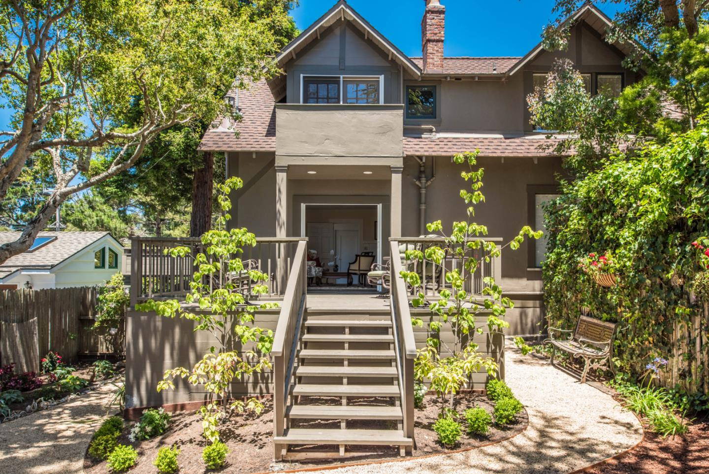 Single Family Home for Sale at 8th Ave. 2SE of Monte Verde Carmel, California 93921 United States