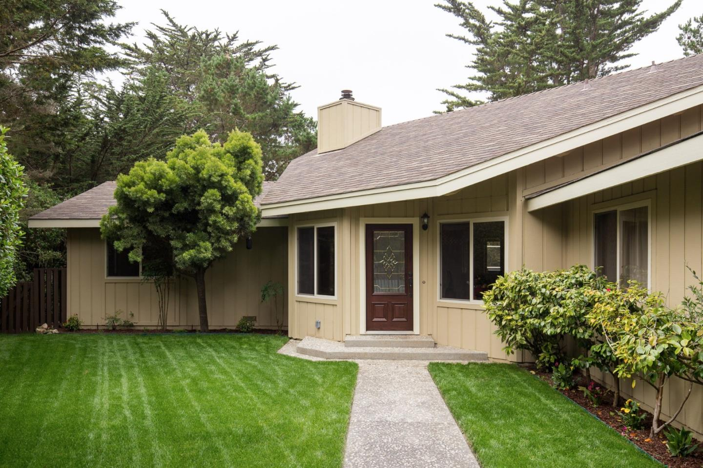 Single Family Home for Sale at 1208 Lake Court Pebble Beach, California 93953 United States