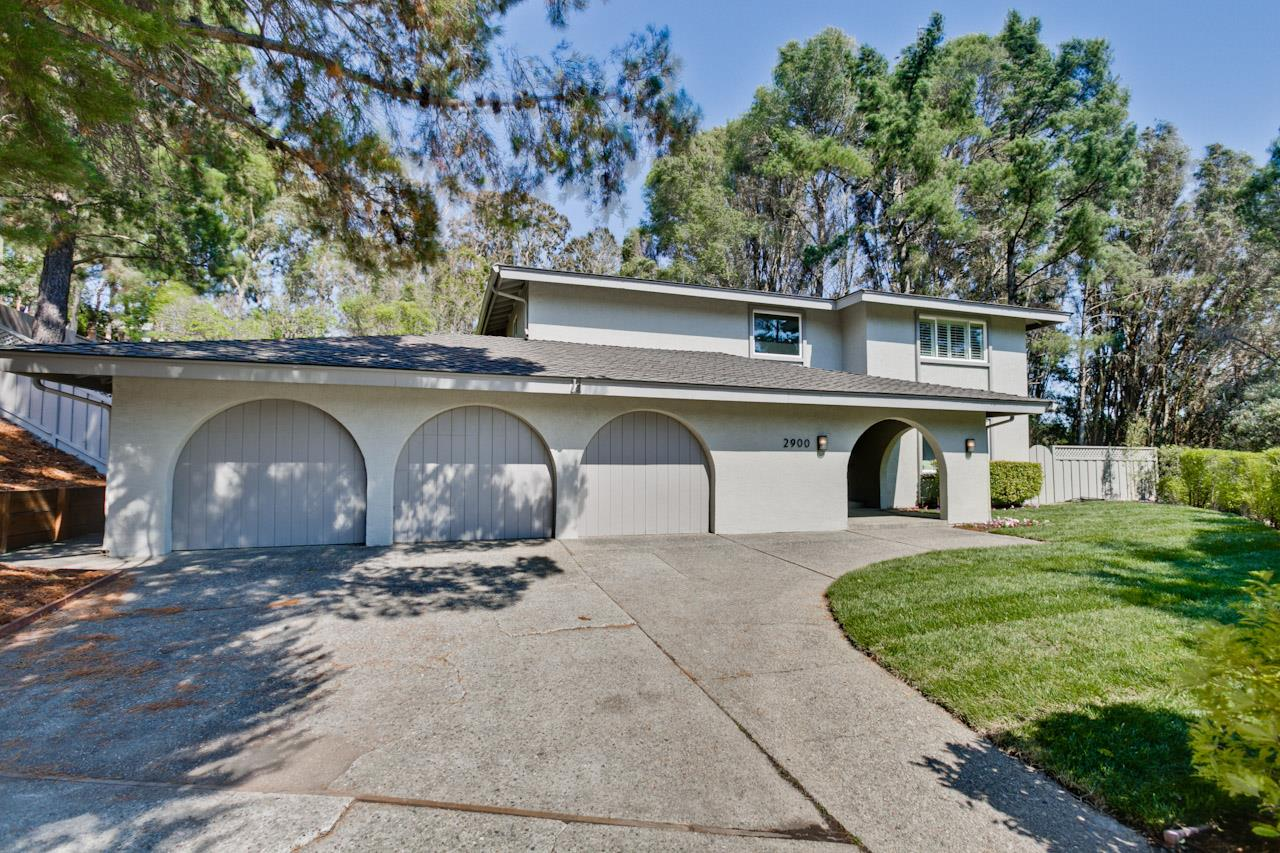 Single Family Home for Sale at 2900 Hallmark Drive Belmont, California 94002 United States