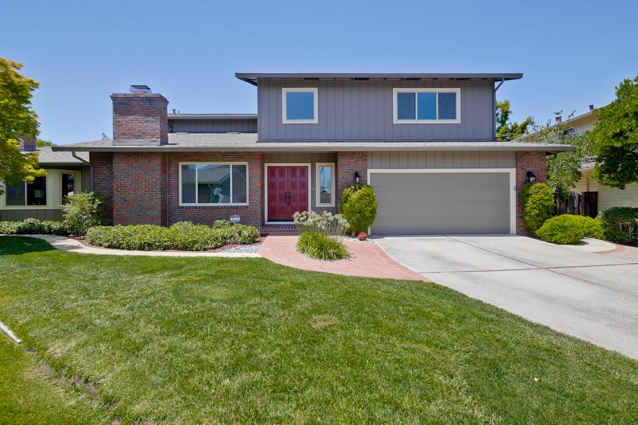 1341 Nelson Way, SUNNYVALE, CA 94087