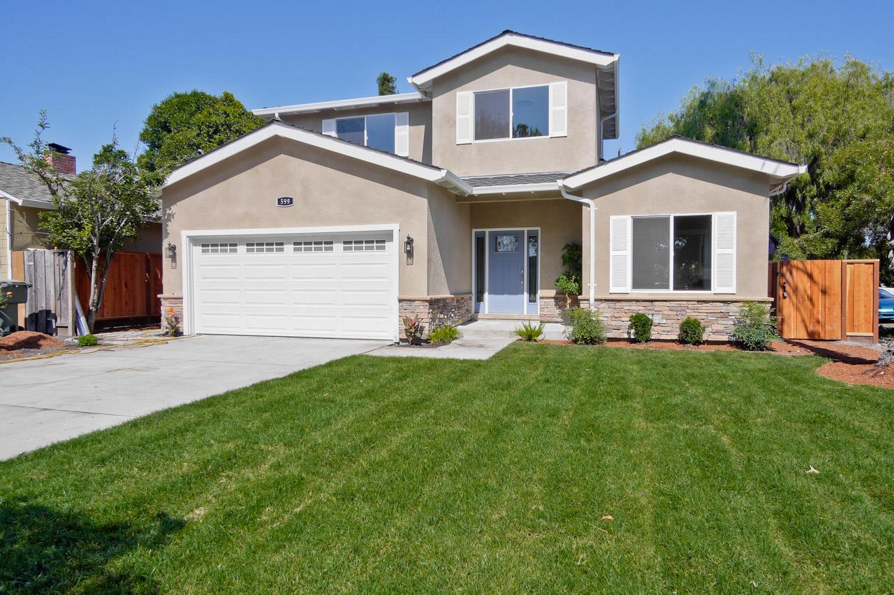 599 Gresham Avenue, SUNNYVALE, CA 94085