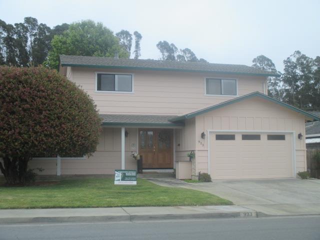 933 Sir Francis Avenue, CAPITOLA, CA 95010